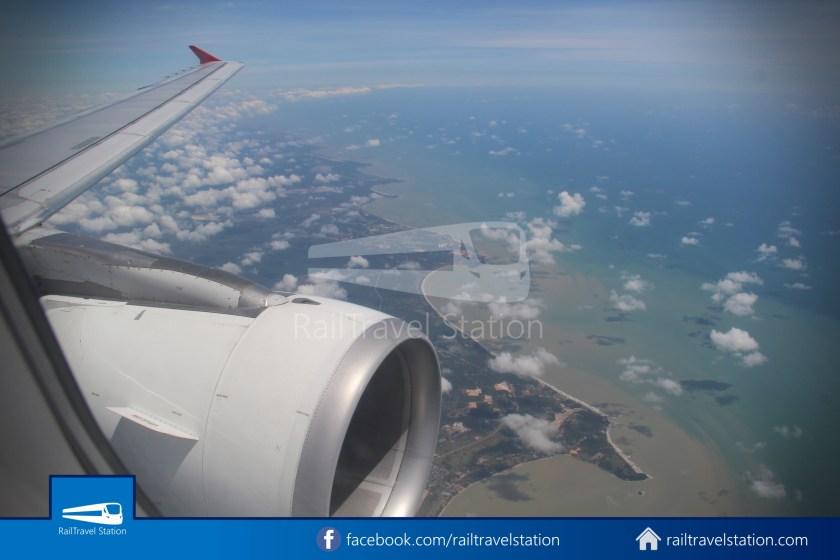AirAsia AK5416 JHB KCH 053