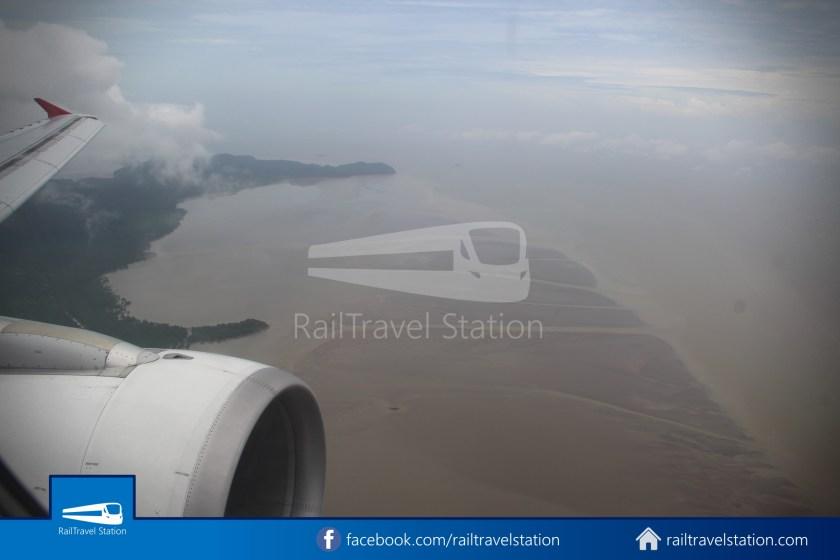 AirAsia AK5416 JHB KCH 071