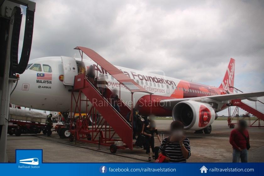 AirAsia AK5416 JHB KCH 087