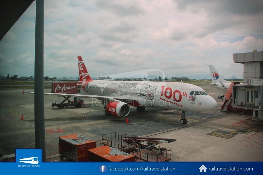 AirAsia AK5416 JHB KCH 091