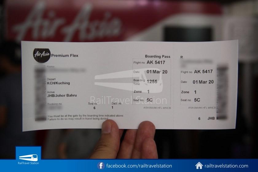 AirAsia AK5417 KCH JHB 013