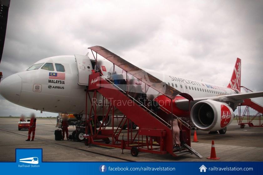 AirAsia AK5417 KCH JHB 034