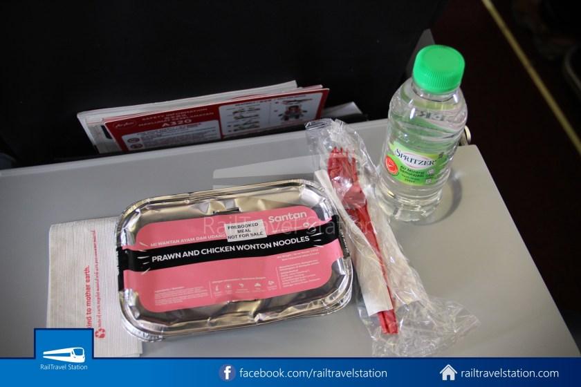 AirAsia AK5417 KCH JHB 042