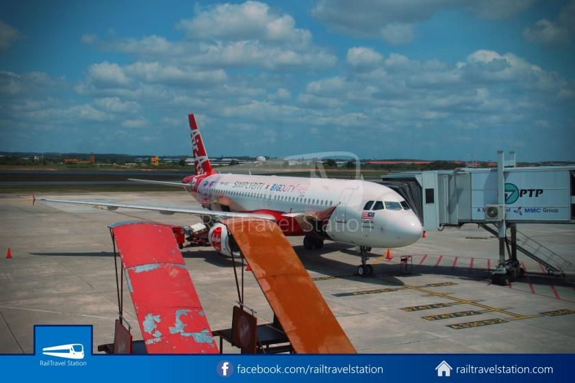 AirAsia AK5417 KCH JHB 055