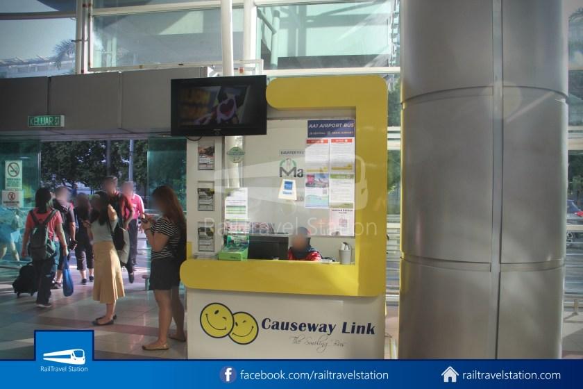Causeway Link AA1 JB Sentral Senai Airport 9am 004