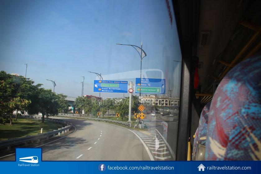 Causeway Link AA1 JB Sentral Senai Airport 9am 019