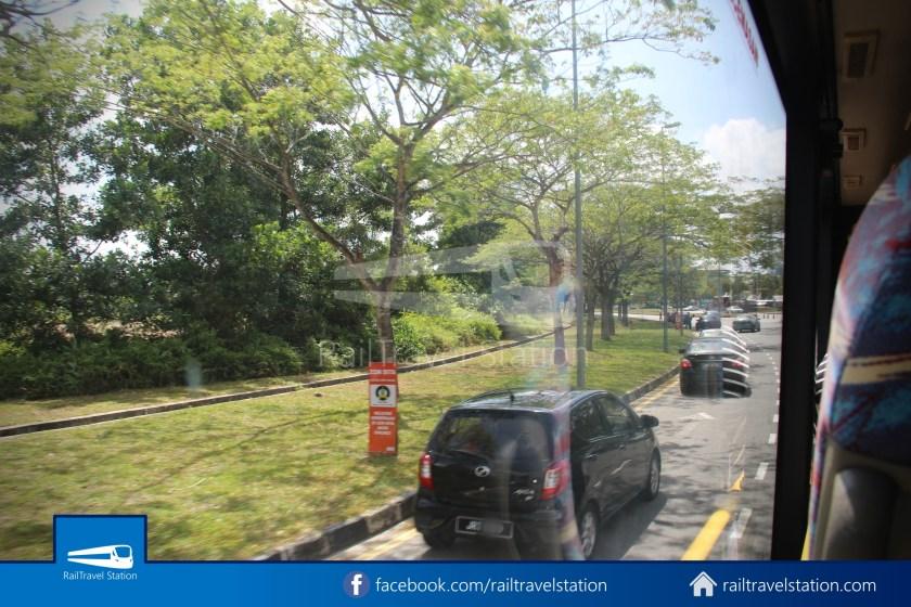 Causeway Link AA1 Senai Airport JB Sentral 3pm 012
