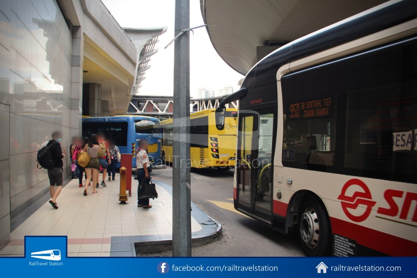 Causeway Link AA1 Senai Airport JB Sentral 3pm 028