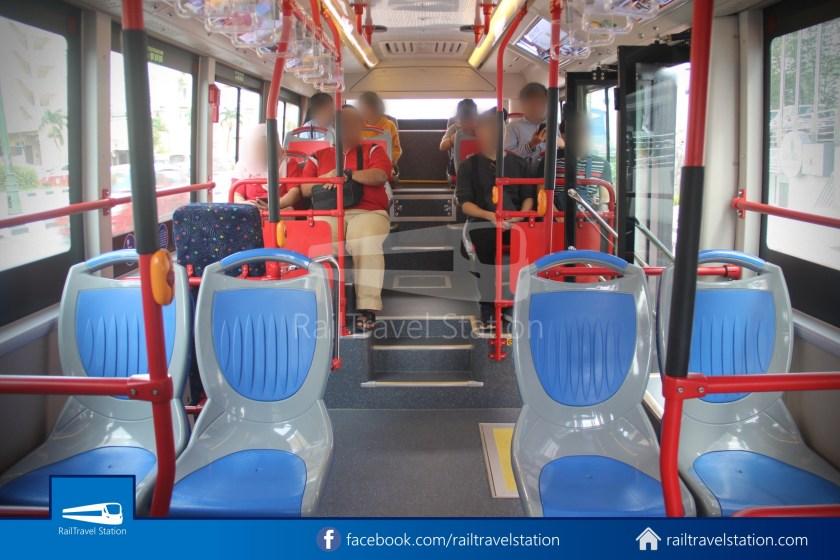 H2 Sarawak Hydrogen Bus Downtown Heritage Loop 006