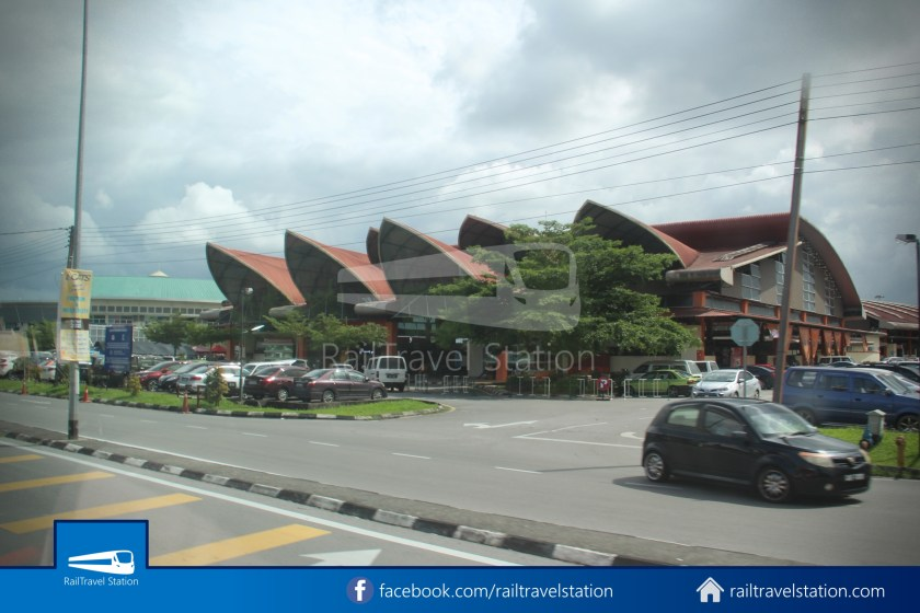 H2 Sarawak Hydrogen Bus Downtown Heritage Loop 026