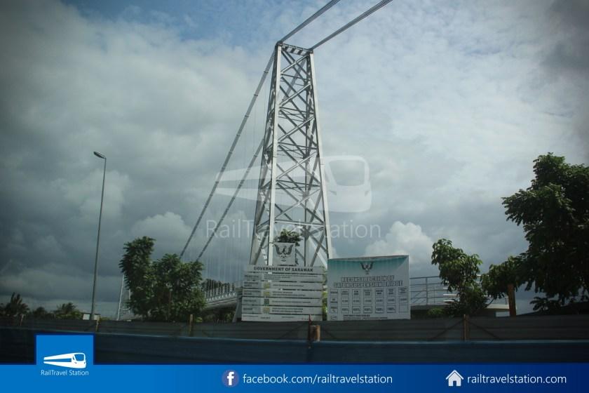 H2 Sarawak Hydrogen Bus Downtown Heritage Loop 028