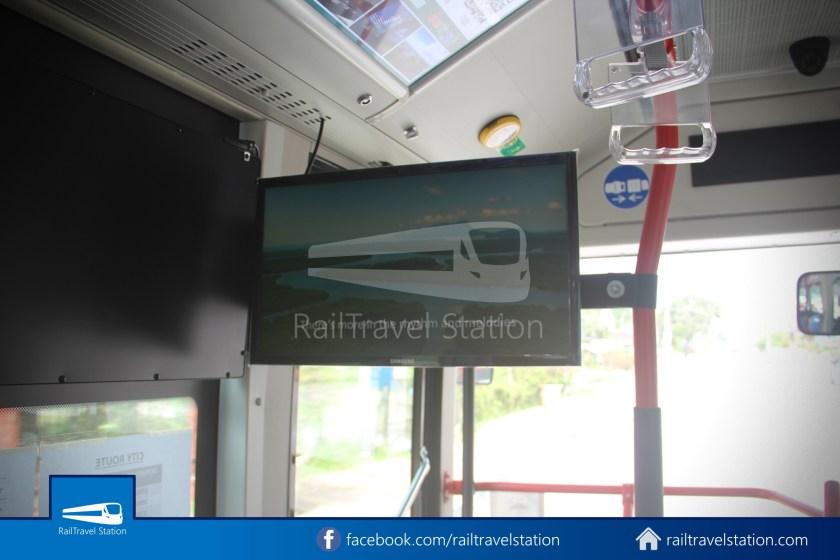 H2 Sarawak Hydrogen Bus Downtown Heritage Loop 041