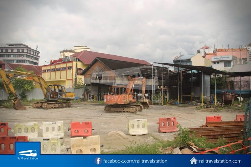 H2 Sarawak Hydrogen Bus Downtown Heritage Loop 053