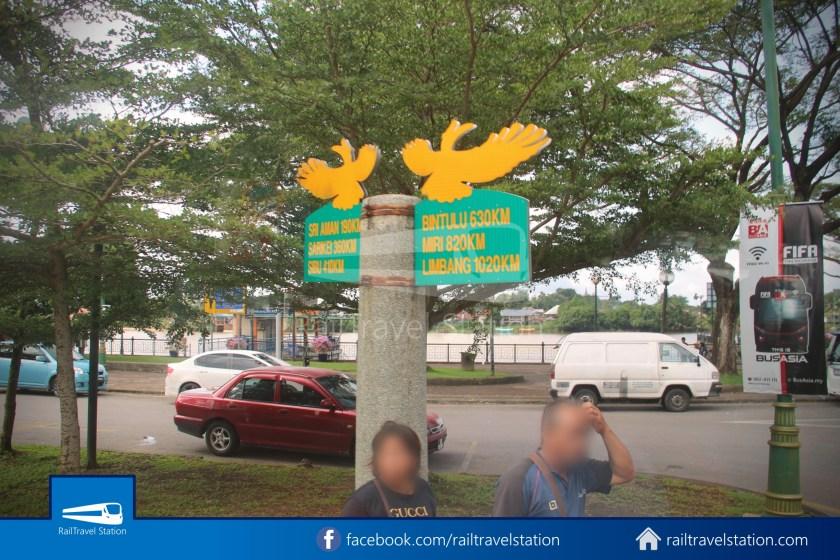 H2 Sarawak Hydrogen Bus Downtown Heritage Loop 065
