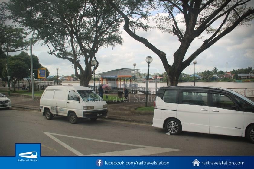 H2 Sarawak Hydrogen Bus Downtown Heritage Loop 066
