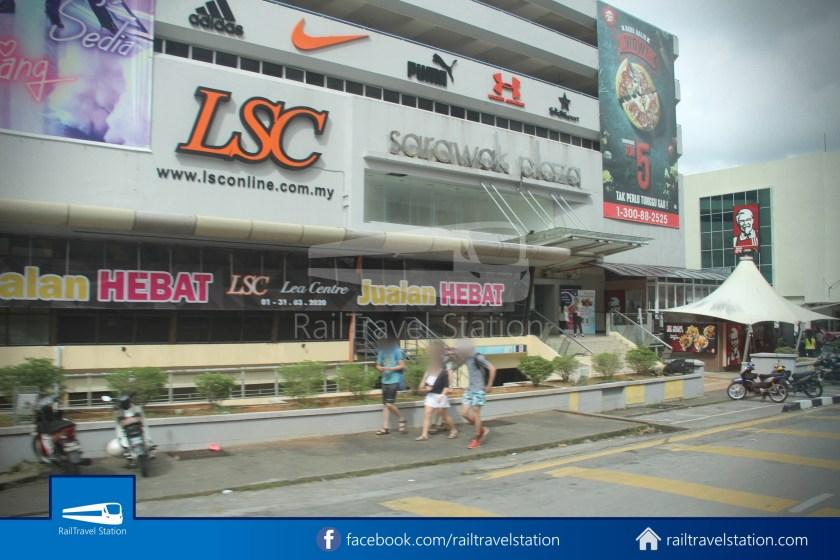 H2 Sarawak Hydrogen Bus Downtown Heritage Loop 081