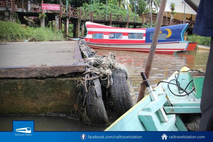 Kuching Penambang The White Barouk Kampung Boyan 015