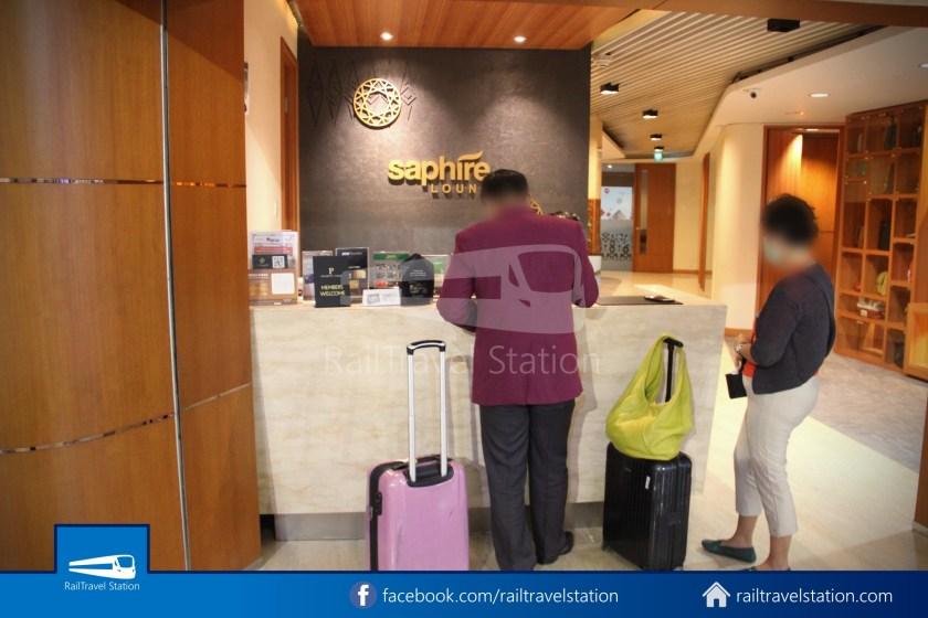 Saphire Lounge CGK Terminal 2F 001