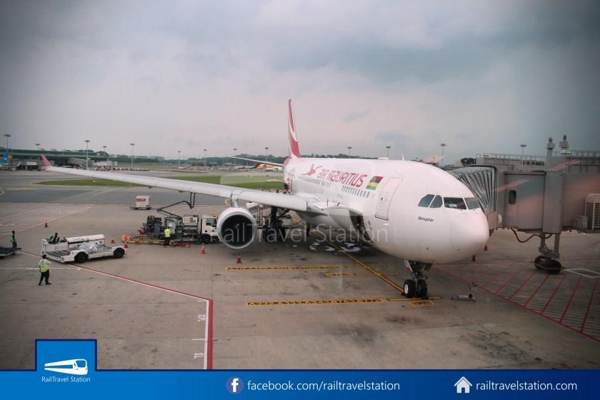 Air Mauritius MK646 SIN KUL 018