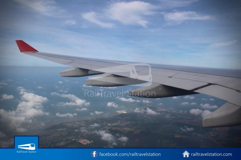 Air Mauritius MK646 SIN KUL 067