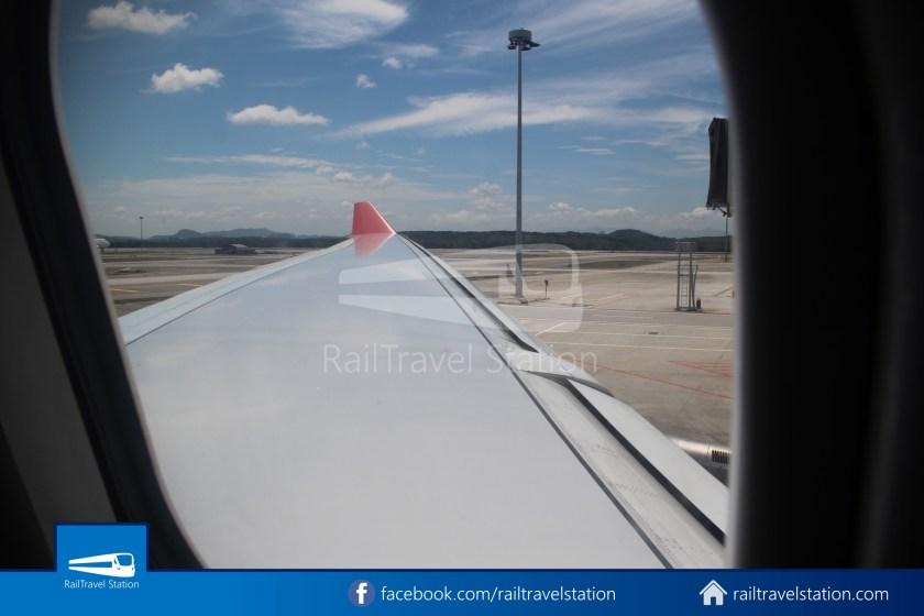 Air Mauritius MK647 KUL SIN 040