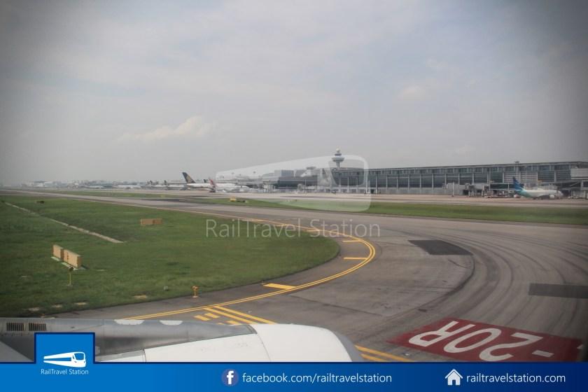 Air Mauritius MK647 KUL SIN 083