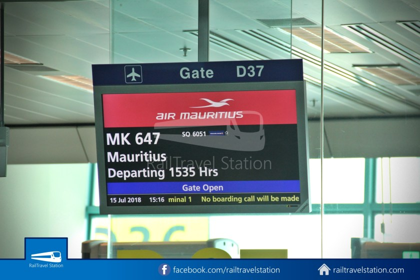 Air Mauritius MK647 KUL SIN 097