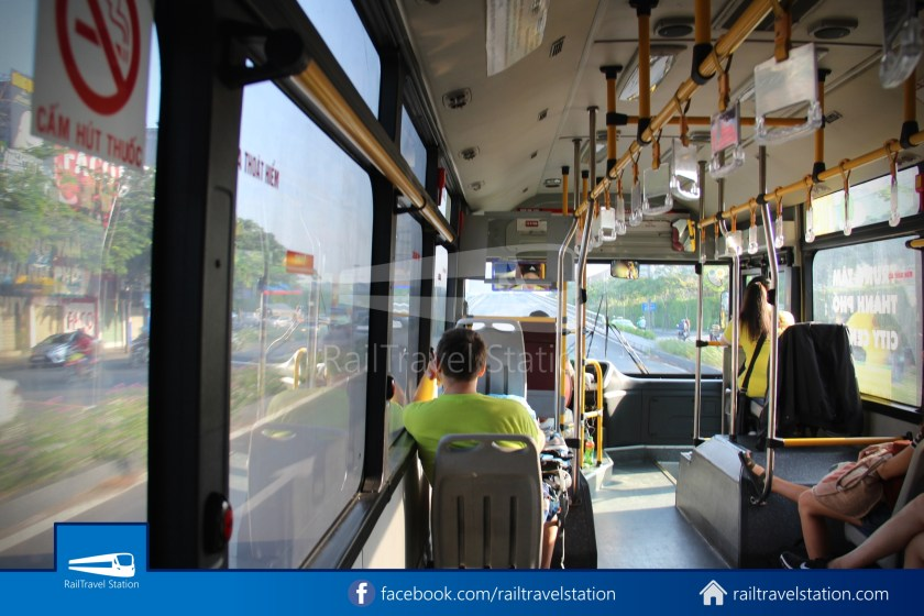 Airport Bus 109 23-9 Park Pham Ngu Lao Tan Son Nhat International Airport 23