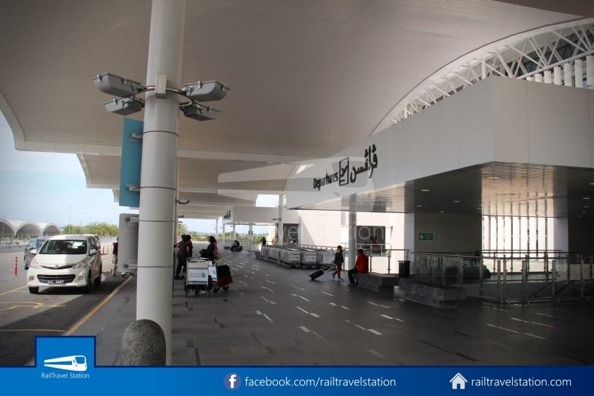 Brunei-Muara Public Bus Service 34 BSB Bus Terminal Airport 28