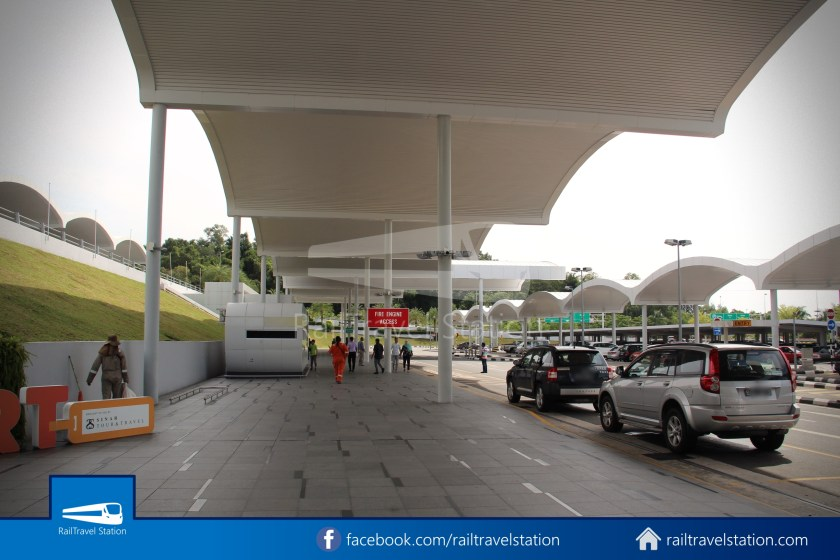 Brunei-Muara Public Bus Service 34 BSB Bus Terminal Airport 30