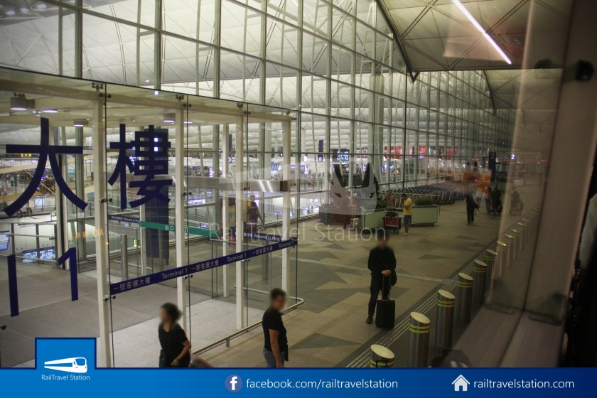 Cityflyer A10A12 Water Street HKIA Terminal 2 17