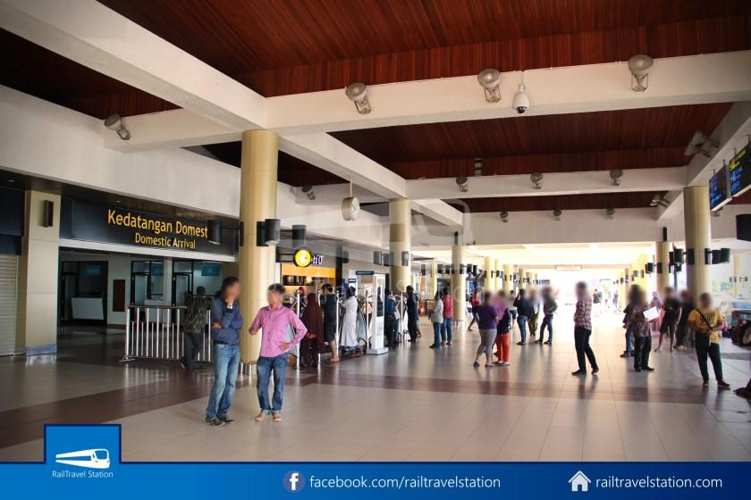 DAMRI Padang Airport Bus 03