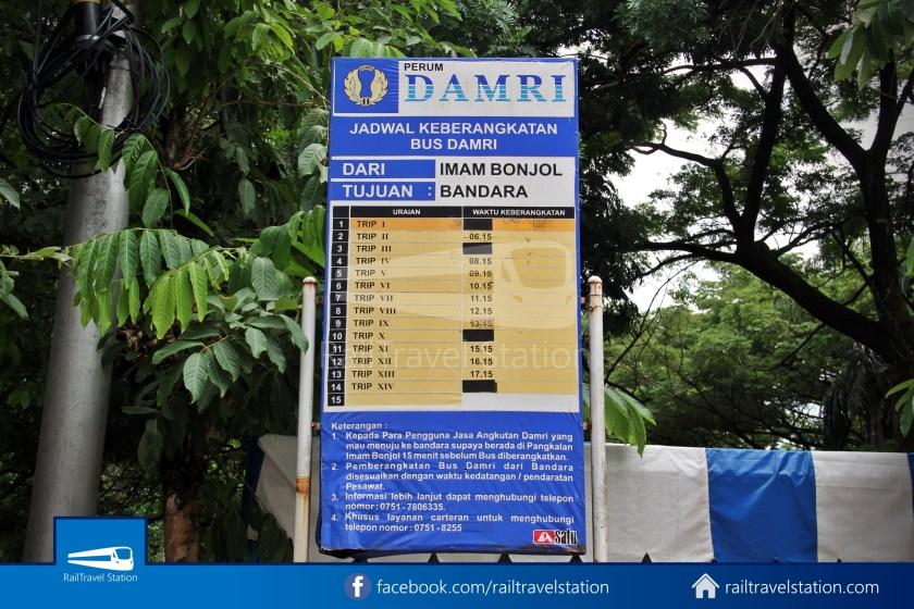 DAMRI Padang Airport Bus 13