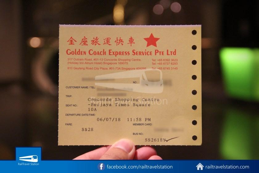 Golden Coach Concorde Berjaya Times Square 02