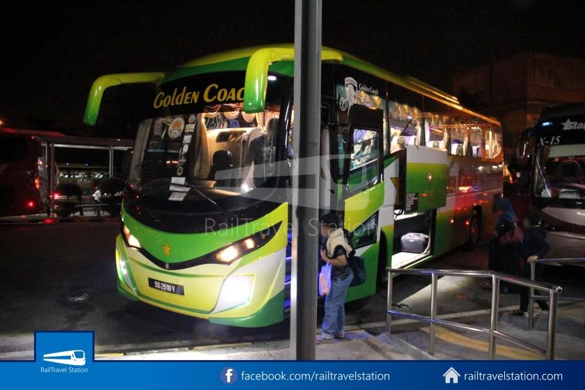 Golden Coach Concorde Berjaya Times Square 18