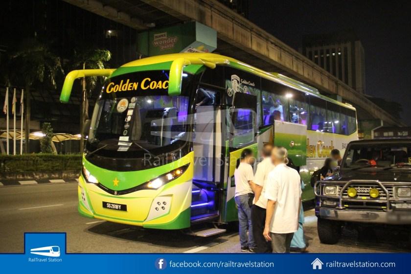 Golden Coach Concorde Berjaya Times Square 19