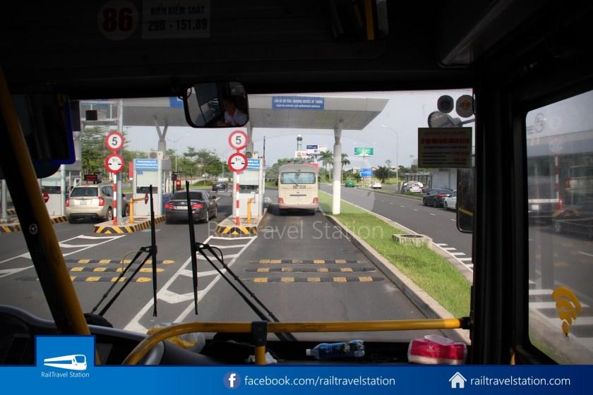 Hanoibus Airport Bus 86 Noi Bai International Airport Hanoi Railway Station 09