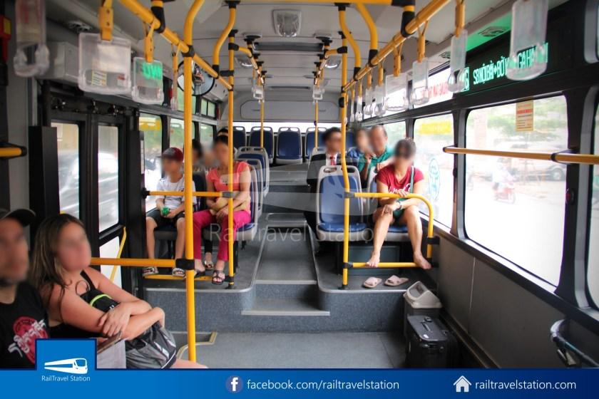 Hanoibus Airport Bus 86 Noi Bai International Airport Hanoi Railway Station 19