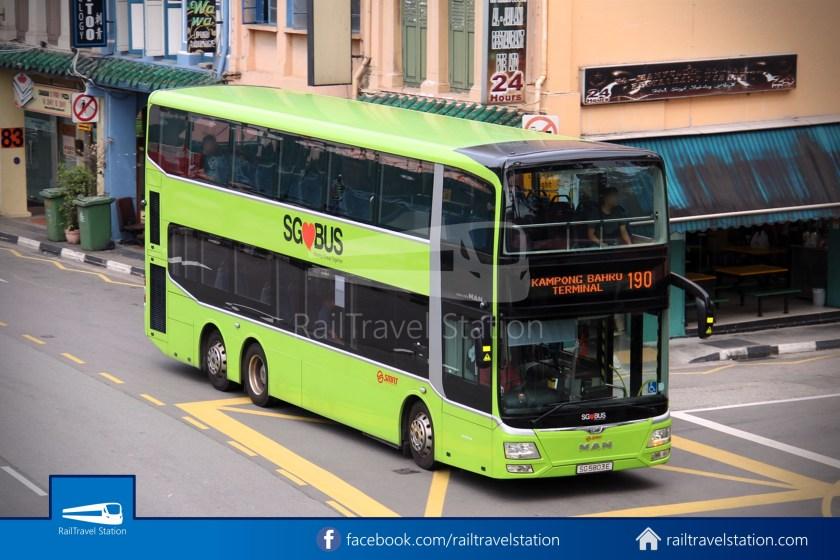 Kampong Bahru Bus Terminal 31