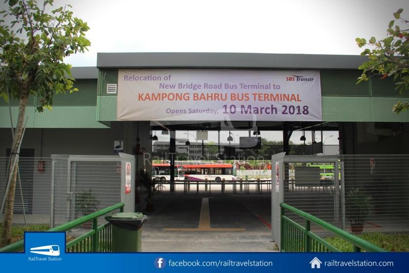 Kampong Bahru Bus Terminal 32