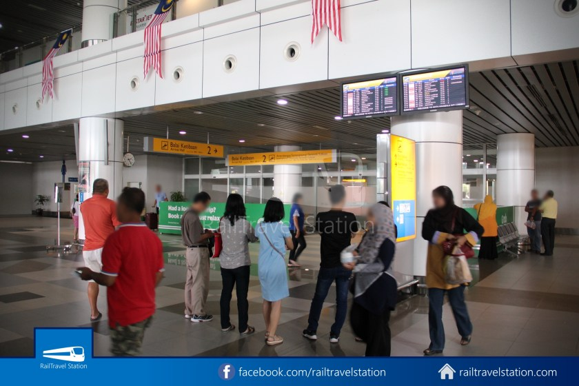 Kota Kinabalu Airport Bus KKIA Padang Merdeka 04
