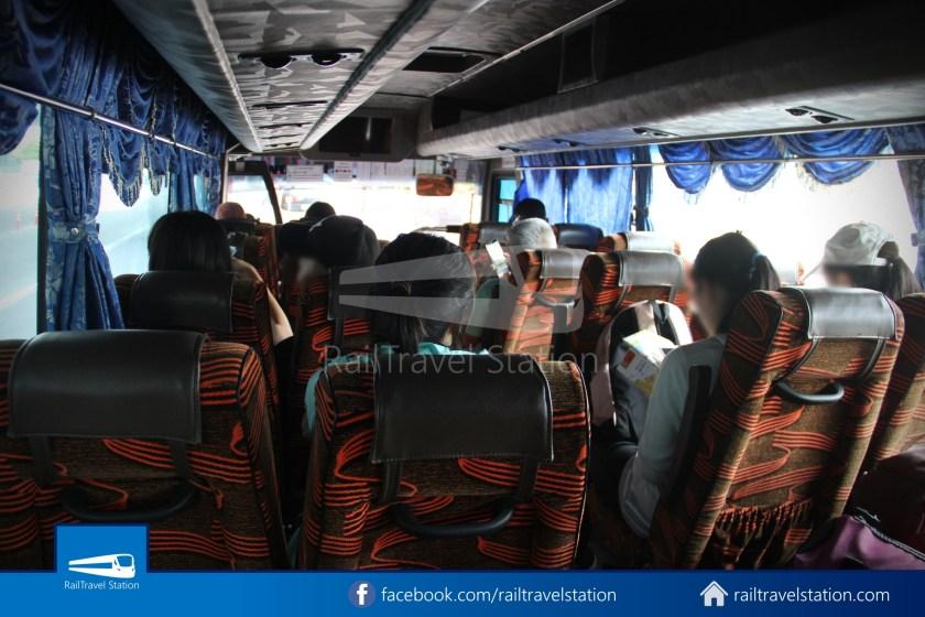 Kota Kinabalu Airport Bus KKIA Padang Merdeka 12