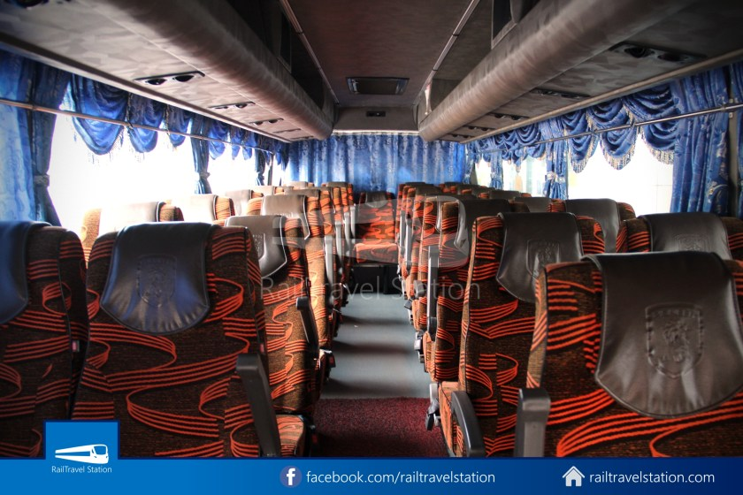 Kota Kinabalu Airport Bus KKIA Padang Merdeka 13