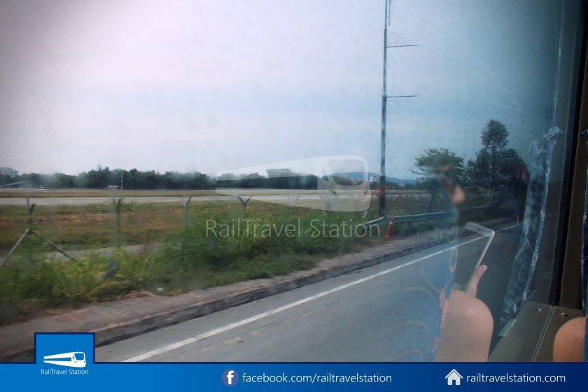 Kota Kinabalu Airport Bus KKIA Padang Merdeka 15