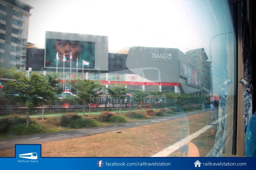 Kota Kinabalu Airport Bus KKIA Padang Merdeka 19