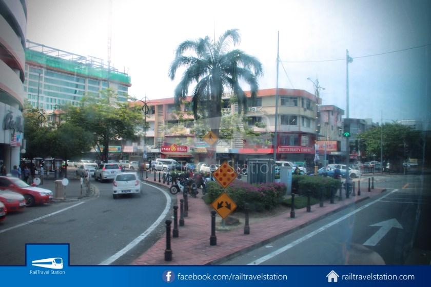 Kota Kinabalu Airport Bus KKIA Padang Merdeka 23