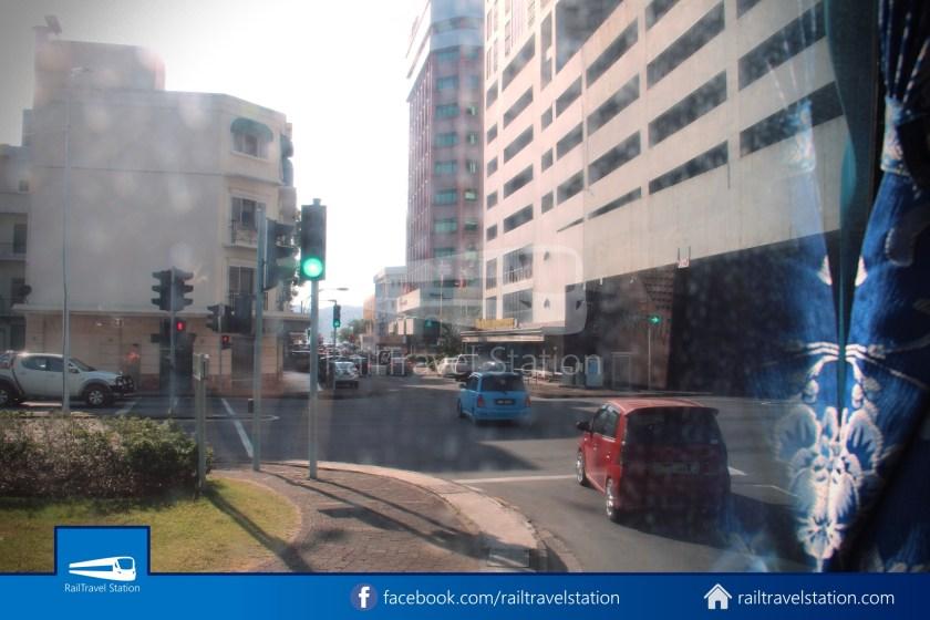 Kota Kinabalu Airport Bus Padang Merdeka KKIA 09