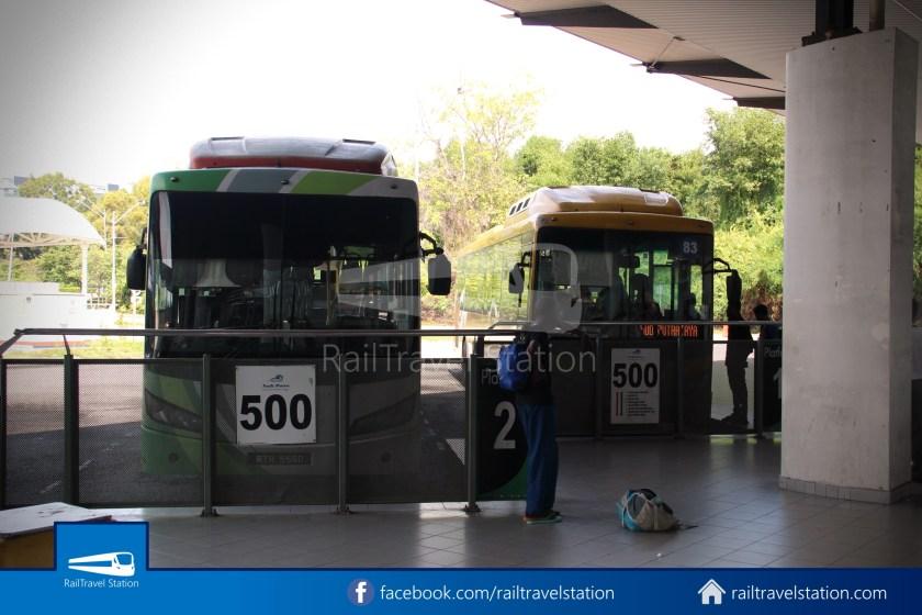 Nadi Putra 500 Putrajaya Sentral Hab Lebuh Pudu 05