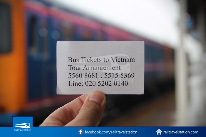 PTS Transit Service Thanaleng Vientiane Talad Sao 04