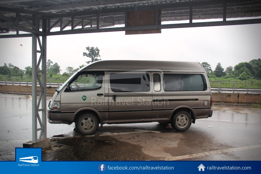 PTS Transit Service Thanaleng Vientiane Talad Sao 07